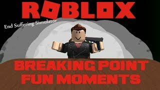 Roblox - Funny Moments - Breaking Point