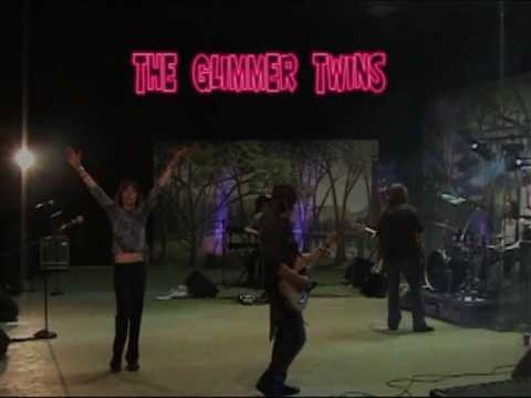 The Glimmer Twins - Monkey Man - Rolling Stones Tribute