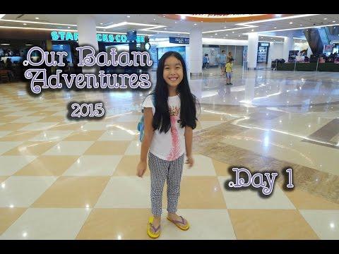 Batam, Indonesia, Getaway - Day 1 | Harris Hotel & Megamall | Vlog Ep.1