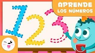 Aprende a escribir los números - Los números de Smile and Learn