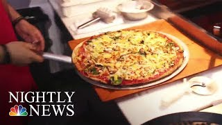 UberEats Uses Data To Help Restaurants Rebrand Online, Creating Entirely New Eateries | Nightly News