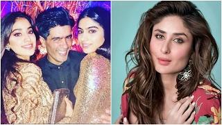 Manish Malhotra brings Bollywood's gen next together | Kareena Says She Didnt Gift Anyone