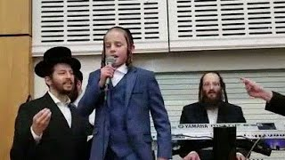 Shloime Gertner Singing With Child