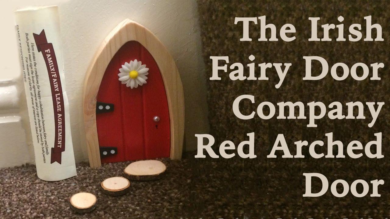 Irish Fairy Door Unboxing Youtube