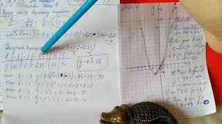 124 (в) Алгебра 9 класс . Графики функций
