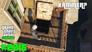 GTA 5 ONLINE Ist das eine Kammer #2216 Let`s Play GTA V Online PS4 2K