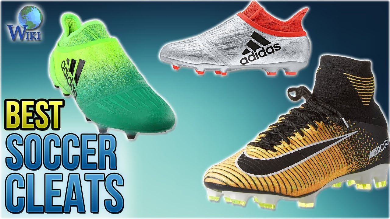 10 Best Soccer Cleats 2018 - YouTube