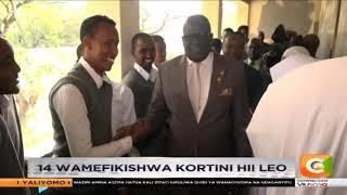 Mtihani wa KCSE umeendelea kwa siku ya pili