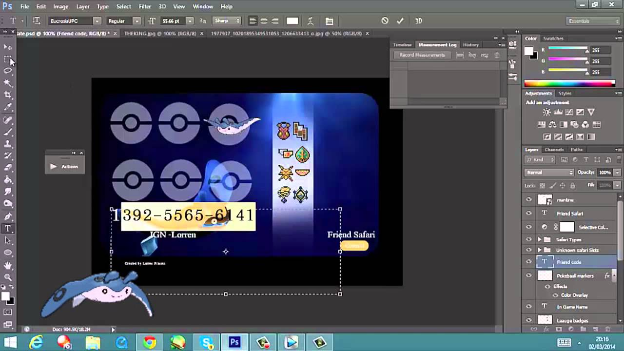 How To Make Your Own Trainer Card Tutorial YouTube - Pokemon trainer card template