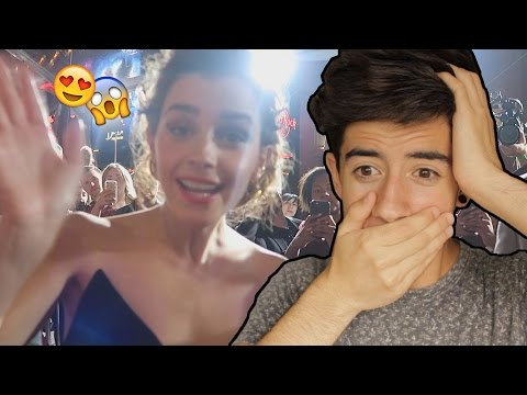 EMMA WATSON SAYS HI TO ME AND I HAVE IT RECORDED!! #StoryTime | kevsho