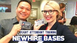 Flight Attendant Training Base Info ||EP 7||
