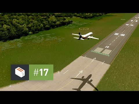 Cities Skylines: Seenu — EP 17 — Cleared for Take Off