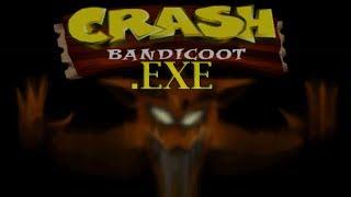 O CRASH FOI POSSUÍDO! [CrashBandicoot.EXE]