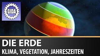 GIDA - Die Erde - Klima, Vegetation, Jahreszeiten - Trailer