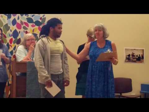 Ashton's awards, June 7, 2017, Just Right Academy, Durham, NC