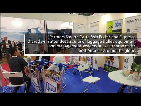 Smarte Carte Asia Pacific and Expresso at Inter Airport Expo 2019