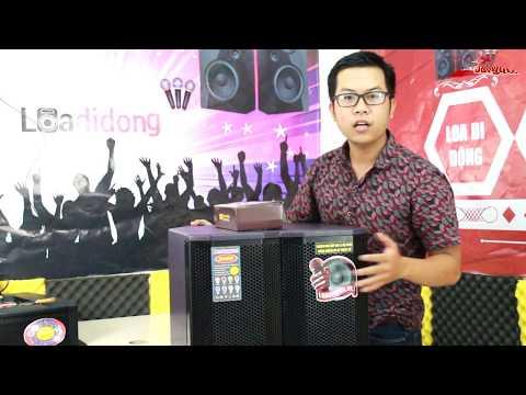 3800W SIÊU KHỦNG loa di động hát karaoke BOSE DK-415
