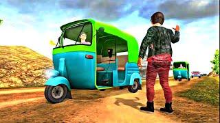 Mountain Auto Tuk Tuk Rickshaw : New Games 2021 _ Top Tuk Tuk Rick Simu Games _ Rick Android Game screenshot 5