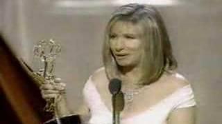 Barbra Streisand - Live At The ''Emmy Awards'' (Sep 10, 95)