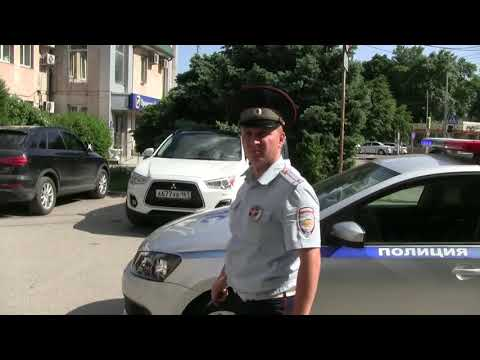 Прокуратура г.Батайск ПДД не для них, ИДПС Ероян нарушает