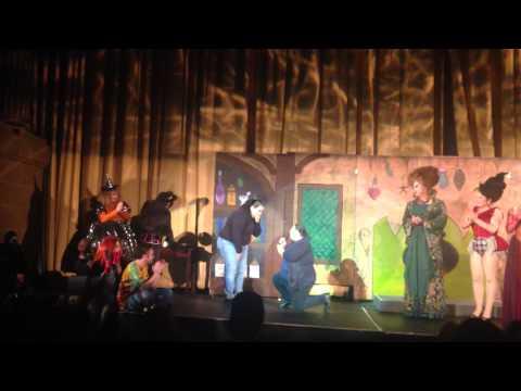 Hocus Pocus Proposal 9-27-14 at Peaches Christ show