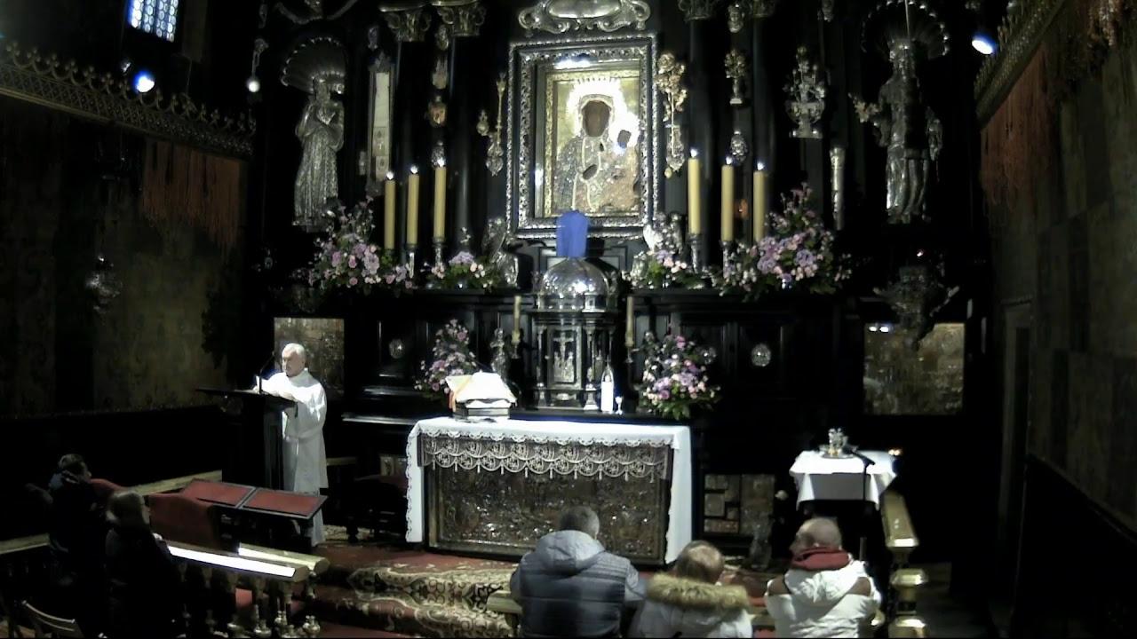 Msza święta – Poświęcenie nowej Sali JP2 na Jasnej Górze (21.03.2018)