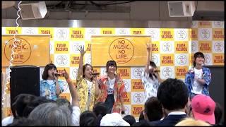 lyrical school 7/18発売「夏休みのBABY」 2017.07.18 インストアライブ...