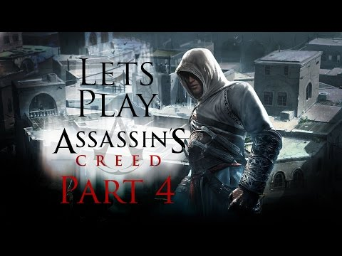 [Lets Play] Assassin's Creed 1 - Part 4 (PC, 1080p)