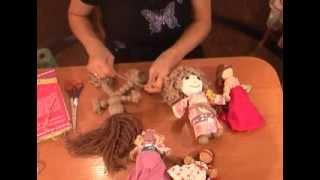 Быстро делаем куклу мотанку своими руками. Кукла мотанка(Как сделать куклу мотанку своими руками? читайте на блоге http://weekenddeal.blogspot.com/2015/04/blog-post_8.html#more Смотрите http://you..., 2014-01-21T13:12:34.000Z)