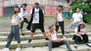 Finesse REMIX - Bruno Mars ft Cardi B - Matt Steffanina Dance Cover