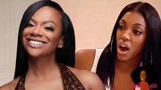 Kandi Reveals That Shes FINALLY Forgiven Porsha! Real Housewives of Atlanta Season 11 tea