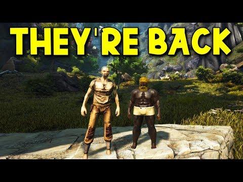 THE RETURN  -  ARK Extinction - Duo Survival Series #1