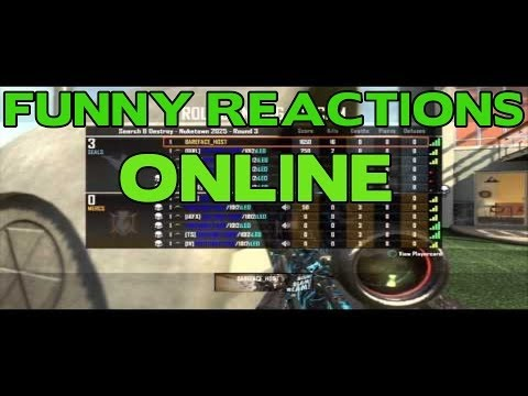 (XBOX 360)Black Ops 2 Aimbot Trolling Online With Funny Reactions
