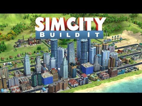 simcity buildit онлайн