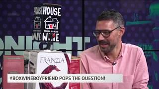 'BoxWineBoyfriend' pops the question