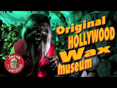 Original Hollywood Wax Museum 2019