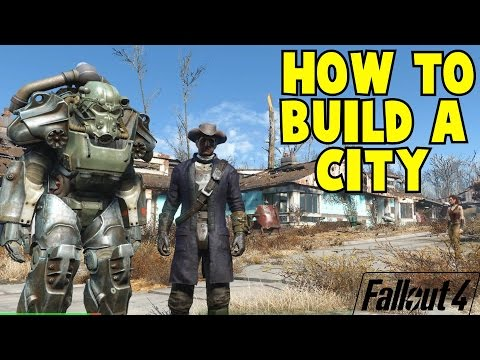 Fallout 4 The Castle My New Base Overview Some Spo