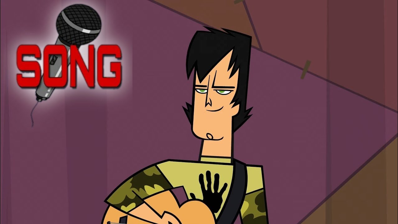 Trent - Just The Two of Us | Total Drama