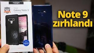 Galaxy Note 9'u giydirdik! Note 9 artık çok daha dayanıklı!