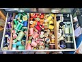 Organize With Me! Craft Room Organization Friday! Part 1:THE THREAD DRAWER!! :) The Paper Outpost :)