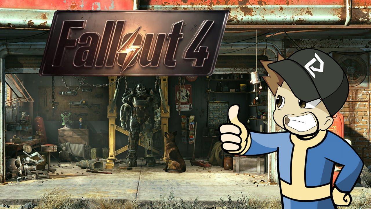 Fallout 4 Ita 01 Alza La Cornetta La Vault Tec Ti Aspetta Youtube