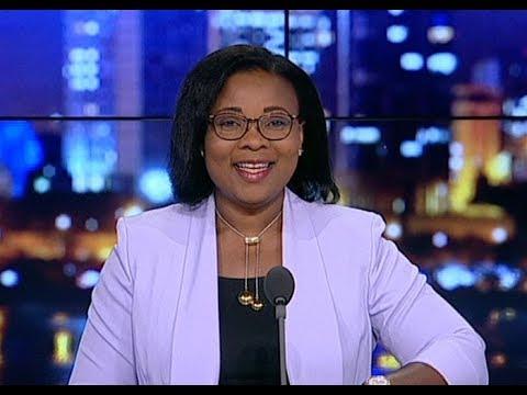Le 20 Heures de RTI 1 du 23 mai 2018 Par Delphine Gbla