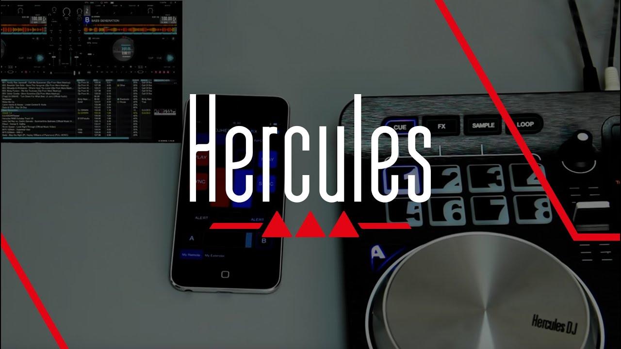 Hercules - Support website