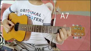 Video Cover gitar Virgoun - Bukti ( lesson Gitar ) intro part Tanpa capo virgon download MP3, 3GP, MP4, WEBM, AVI, FLV April 2018
