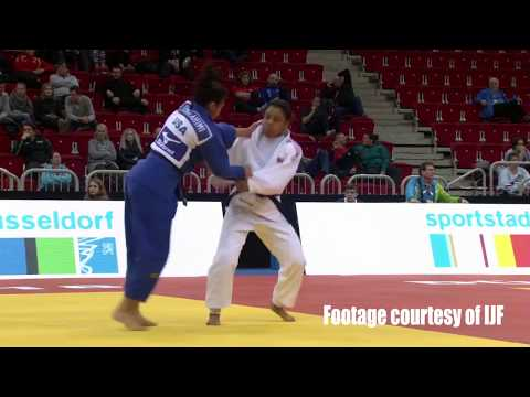 Nekoda Smythe-Davis 2018 Dusseldorf Grand Slam Highlights