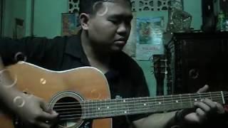Mùa mưa đi qua - guitar cover
