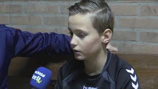 Nederlands kampioen jeugdkeeper Gijs