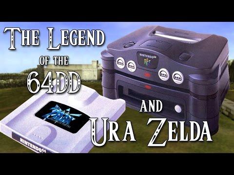 Yesterworld: The Nintendo 64DD & Ura Zelda