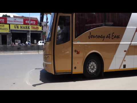 EVACAY Volvo b9r chennai coimbatore day service