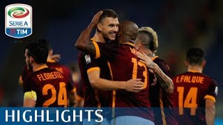 Roma - Udinese 3-1 - Highlights - Matchday 10 - Serie A TIM 2015/16